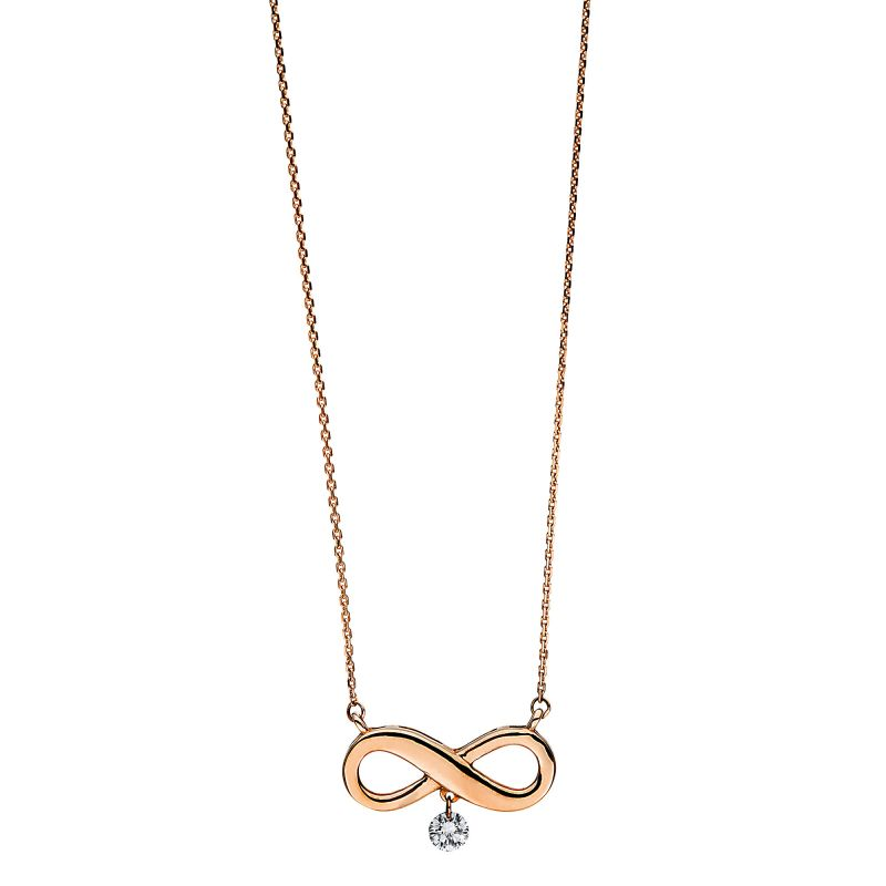 Collier Kette Infinity